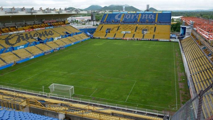 Estadio de Dorados de Sinaloa (EFE)
