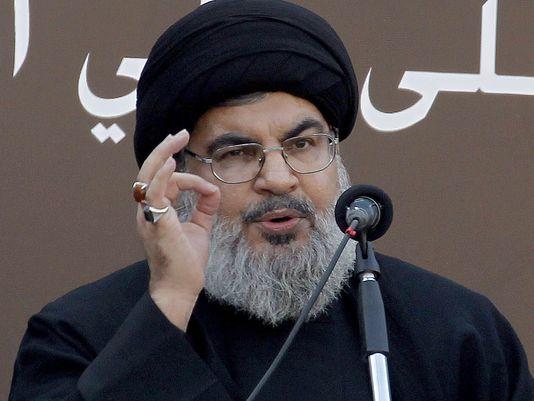 El jefe de Hezbollah, Hassan Nasrallah (Archivo)