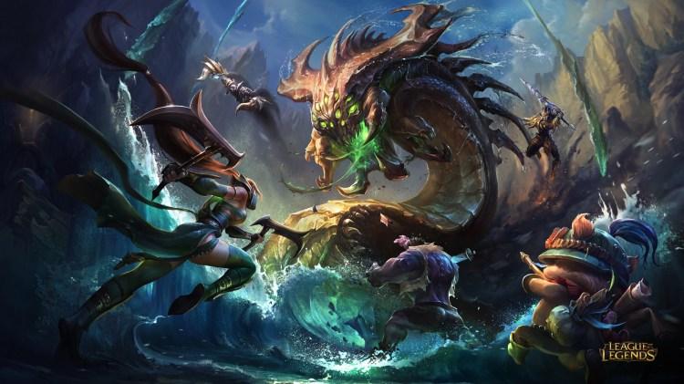 League of Legends, uno de los títulos gamers más populares, cuenta con 100 millones de usuarios activos en todo el mundo