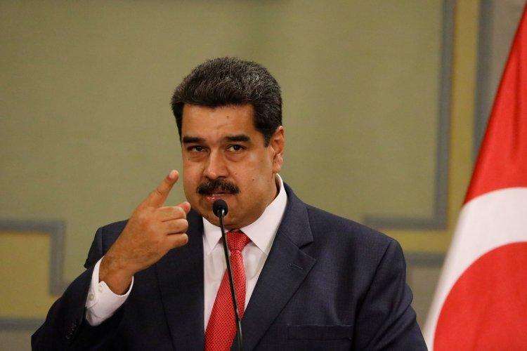 Nicolas Maduro, dictador de Venezuela (REUTERS/Manaure Quintero)