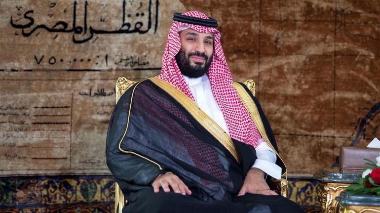 El príncipe heredero saudita Mohammed bin Salman (Reuters)