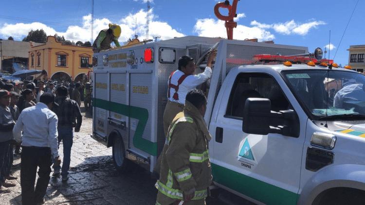 Se ha hecho una intensa campaña de prevención en el estado para prevenir este tipo de accidentes (Foto: Twitter @pcivilchiapas)