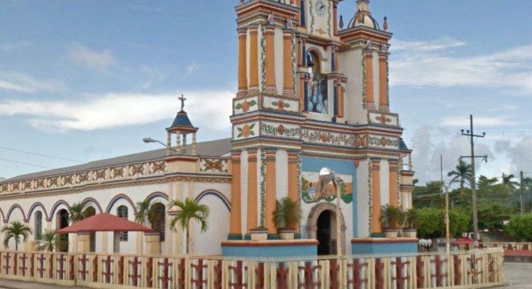 La parroquia Santuario Asunción de Nuestra Señora de Cupilco se tiñó de sangre por un asesinato (Foto: GoogleMaps)