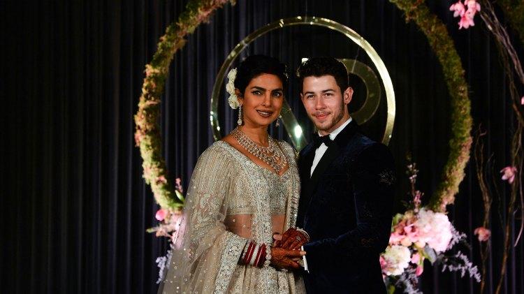 ritual de boda hindú de Nick Jonas y Priyanka Chopra (AFP)