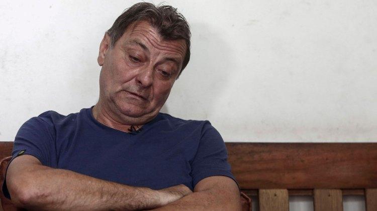 Césare Battisti. (AFP)
