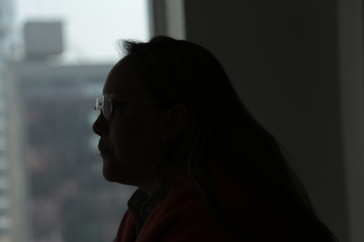 Mónica Ramírez tiene más de dos décadas estudiando las mentes criminales (Foto: Juan Vicente Manrique/ Infobae México)