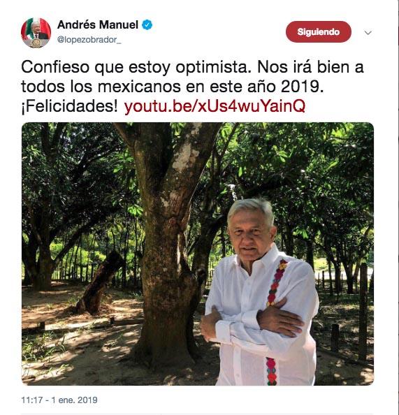 En un video de más de 13 minutos el presidente López Obrador enumera los avances de su gobierno (Foto: Twitter @lopezobrador_)