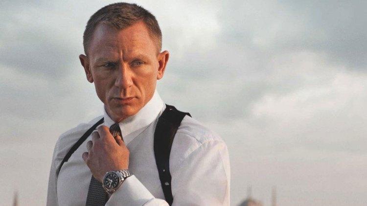 Daniel Craig como el agente 007