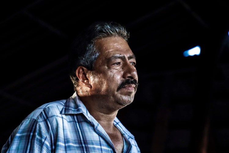 Jaime Lajia habló desde su casa en Badiraguato (Foto: RASHIDE FRIAS / AFP)