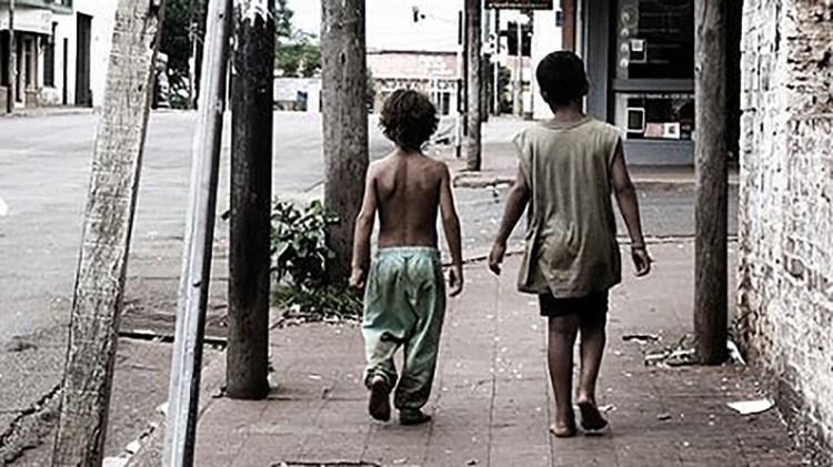 La creciente pobreza es uno de los problemas que heredó el actual gobierno (Foto: Archivo)