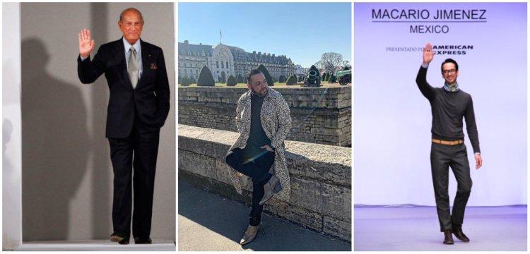 Los tres diseñadores han sido solicitados por esposas de ex presidentes mexicanos (Foto: Especial)