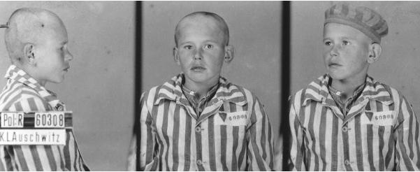 Bambino di Auschwitz