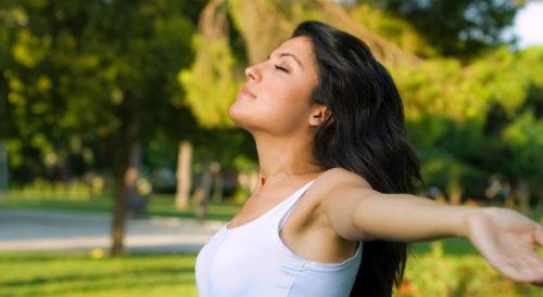 Respirare bene migliora la vita