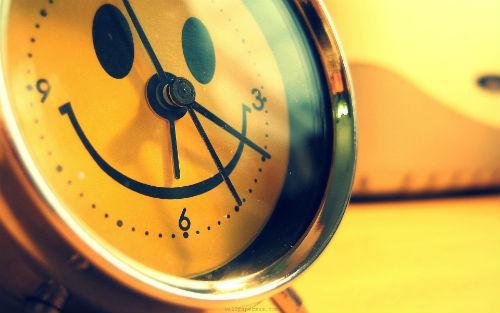 Sorridi e la vita ti sorride