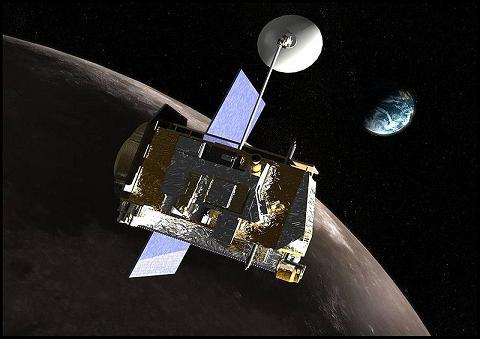 Sonda LRO de la NASA