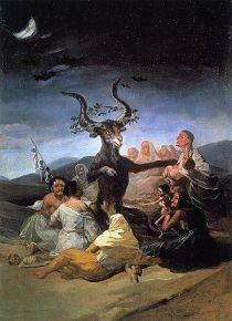 Goya akelarre