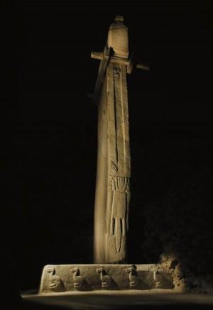 Pilar 18.Recinto D Gobekli Tepe