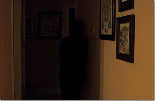 hombre sombra