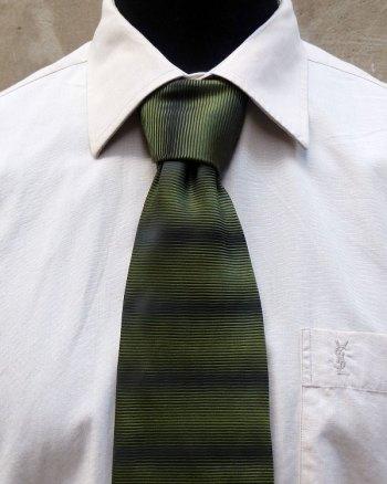 Corbata de Balmain en Degradé
