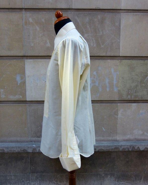 Camisa para Esmoquin de la casa parisina Carven