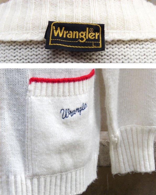 Chaqueta de Wrangler 70's estilo College
