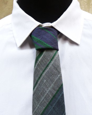 Corbata de Rochas a Rayas
