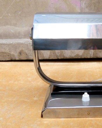 Art Deco banker desk lamp