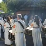 El Domingo de Ramos realizaremos la procesión de los Dolores, acompañados del Grupo de Bombos y Tambores de la Parroquia Mercedaria de Lleida.