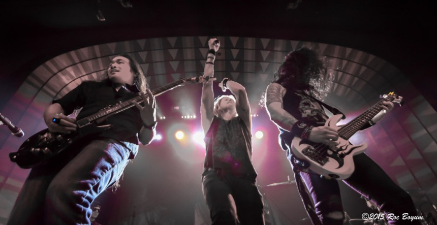 DragonForce-Regent Theater