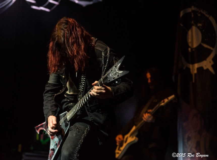 Michael Amott Arch Enemhy Dean Guitars