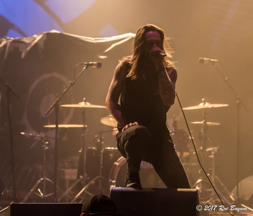 While She Sleeps Wiltern Theater Los Angeles