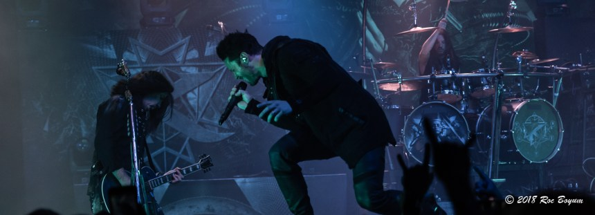 Kamelot Thomas Youngblood Tommy Karevik Concert Reviews Concert Photography