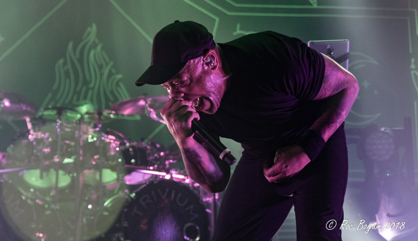 Trivium KillSwitch Engage House of Blues Concert Photography Concert Reviews