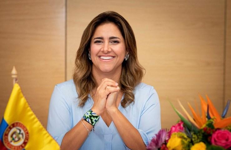 Primera Dama de la Nación, María Juliana Ruiz Sandoval instalará ...