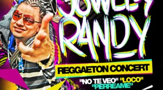 Jowell y Randy live at Soel Lounge May 19