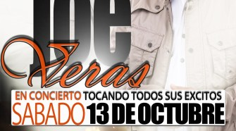 Joe Veras Flyer