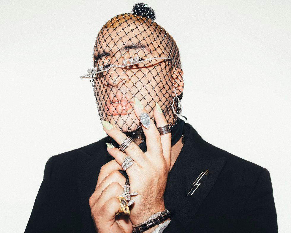 Bad Bunny Paper Magazine