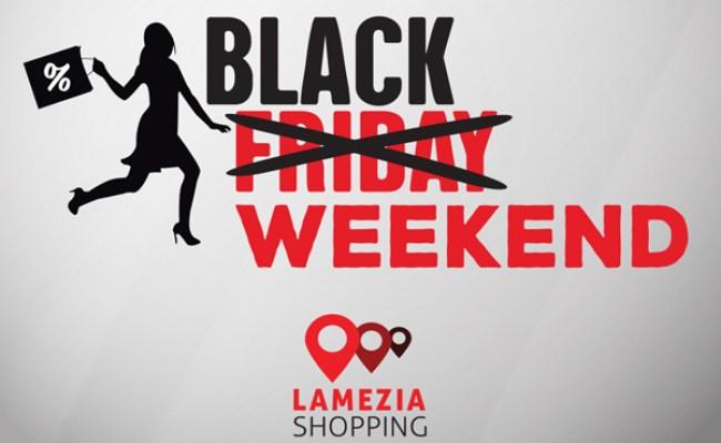 Lamezia Oggi Black Weekend