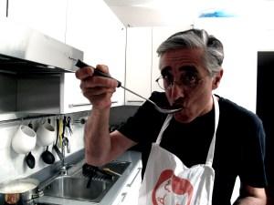 Tranci di merluzzo al forno con asparagi