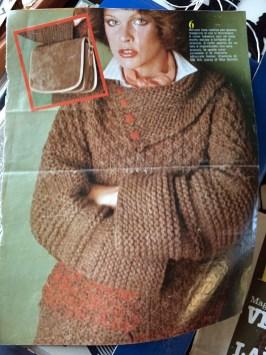 Maglione di Ulla, Bella 1978