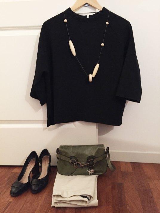 Affari vintage: la blusa di Celine