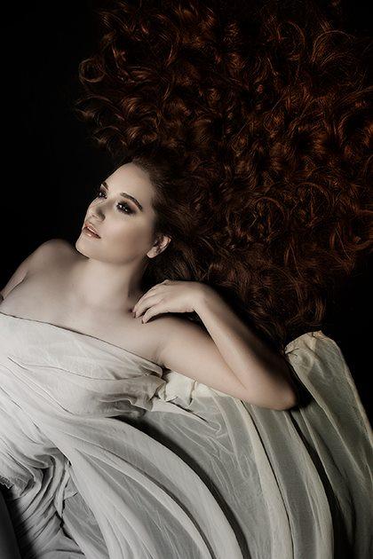Francesca Polizzi Modella Curvy