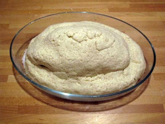 Pollo in crosta con menta e limone, preparazione