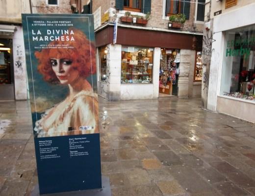 Mostra a Venezia marchesa Luisa Casati