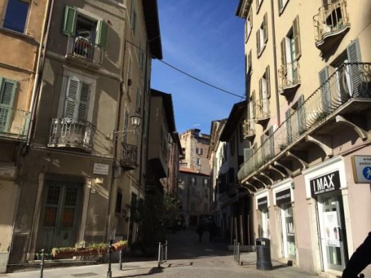 Vicolo Beccaria. Brescia