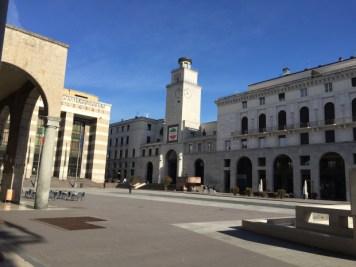 Piazza della Vittoria. Brescia