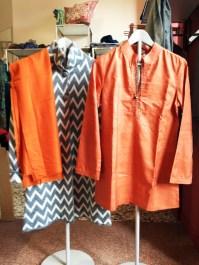Chris Cerf, giacche e camicie