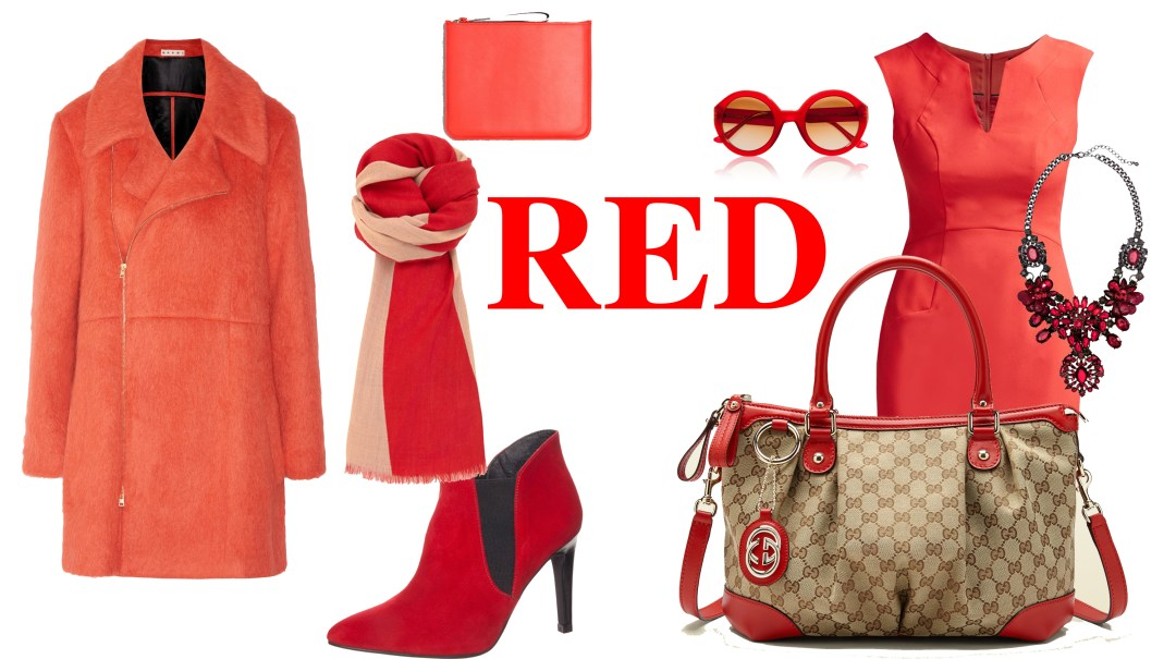 Saldi: shopping in rosso