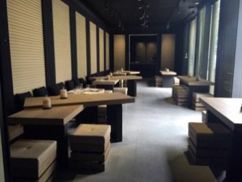 Armani:Silos, caffetteria