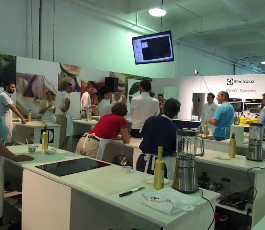 Taste of Milano, workshop